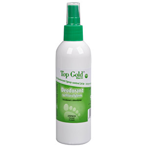 Chemek TopGold - deodorant s chlorofylem a Tea Tree Oil (na nohy) 150 g