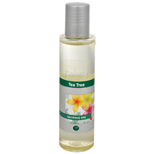 Saloos Sprchový olej - Tea Tree 125 ml