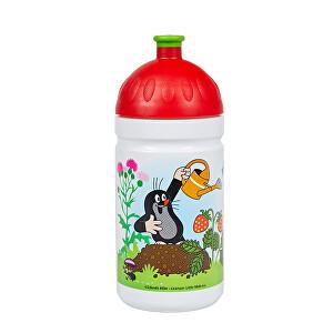 Zobrazit detail výrobku R&B Zdravá lahev 0,5 l Krtek a jahody červená