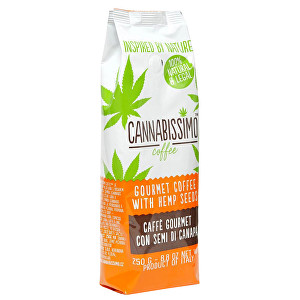 Fitness Coffee Cannabissimo Coffee 250 g