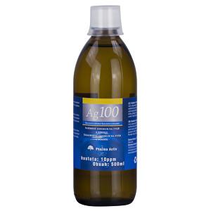 Zobrazit detail výrobku Natural Pharm Koloidní stříbro Ag100 10ppm 500 ml