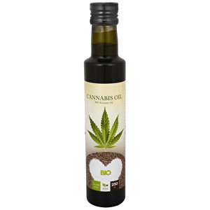 Natural Medicaments Cannabis oil - BIO Konopný olej 250 ml