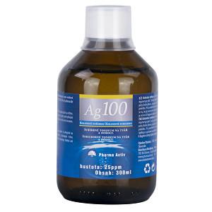 Zobrazit detail výrobku Pharma Activ Koloidní stříbro Ag100 (25ppm) 300 ml