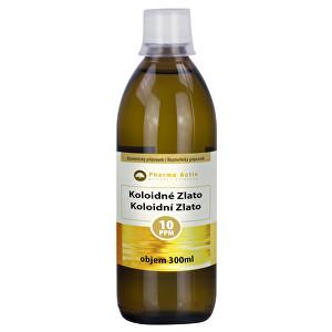 Zobrazit detail výrobku Pharma Activ Koloidní zlato (10 ppm) 300 ml
