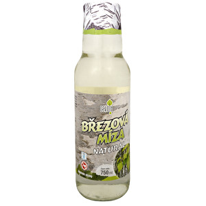 Oskola Brezová miazga natural 750 ml