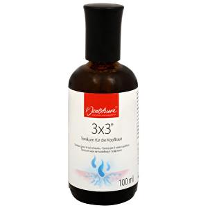 P. Jentschura 3x3® Tonikum für die Kopfhaut - vlasové tonikum 100 ml
