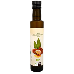 Natural Medicaments BIO Arganový olej 250 ml