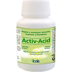Zobrazit detail výrobku Joalis Activ-Acid Bylinné kapsle 90 cps.