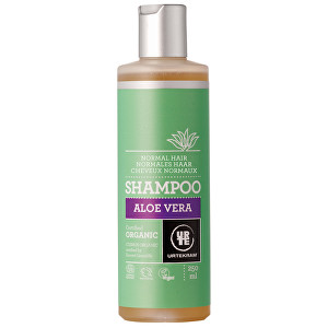 Zobrazit detail výrobku Urtekram Šampon aloe vera - normální vlasy 250 ml BIO
