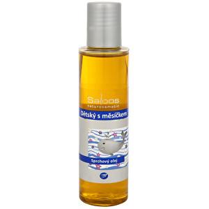 Zobrazit detail výrobku Saloos Sprchový olej - Dětský s měsíčkovým extraktem 125 ml