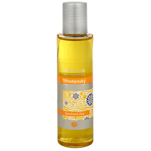 Zobrazit detail výrobku Saloos Sprchový olej - Těhotenský 125 ml