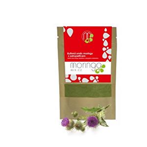 Zobrazit detail výrobku Moringa MIX Moringový čaj s ostropestřcem 30 g