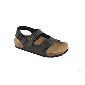 Zobrazit detail výrobku Scholl Zdravotní obuv AIR BAG B/S KID SynNub-J - černá 28