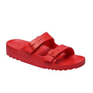 Scholl Zdravotní obuv Bahia - červená vel. 37