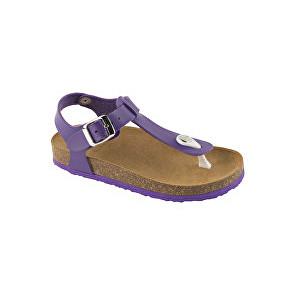 Zobrazit detail výrobku Scholl Zdravotní obuv BOA VISTA B/S KID SynLea-J - fialová 33