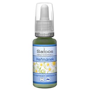 Saloos Bio Regenerační obličejový olej - Heřmánek 20 ml