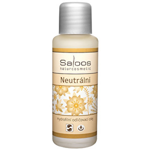 Saloos Hydrofilní odličovací olej - Neutrální 50 ml