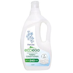 Ecoegg Koncentrovaná aviváž s vôňou svieži bavlny 1,5 l