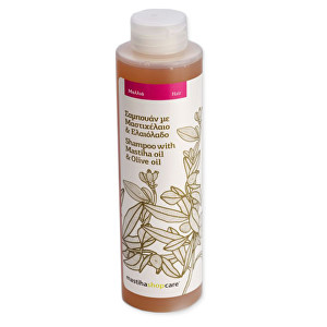Mastic Life Šampon s mastichovým olejem a olivovým olejem 250 ml