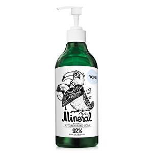Zobrazit detail výrobku Yope Tekuté kuchyňské mýdlo Minerální 500 ml