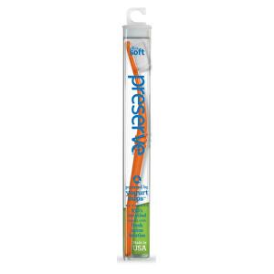 Preserve Zubní kartáček ultra soft - oranžový