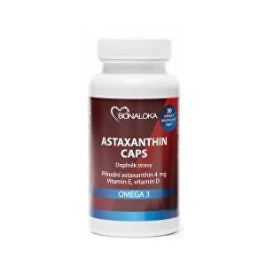 Bonaloka Astaxanthin Caps Omega 3 - 30 kapslí
