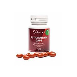 Zobrazit detail výrobku Bonaloka Astaxanthin Caps Pure 90 kapslí