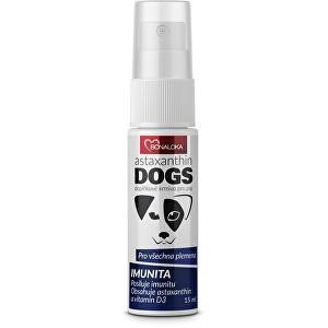 Zobrazit detail výrobku Bonaloka Astaxanthin Dogs Imunita 15 ml