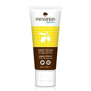 Zobrazit detail výrobku Messinian Spa Krém na ruce citrón & měsíček 100 ml
