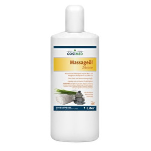 CosiMed Masážní olej Citrón 1000 ml