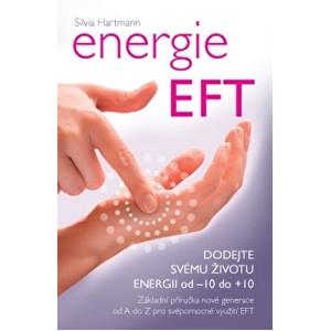 Zobrazit detail výrobku Knihy Energie EFT – Nabijte svůj život od -10 do +10 (Dr. Silvia Hartmann)