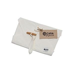 Zobrazit detail výrobku Casa Organica Ubrousek na svačinu z biobavlny 32 x 32 cm