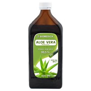 Zobrazit detail výrobku Biomedica Aloe vera šťáva 99.5% 500 ml