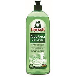 Zobrazit detail výrobku Frosch Aloe Vera Lotion pro mytí nádobí EKO 750 ml
