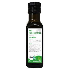 Klas Konopný olej 100 ml