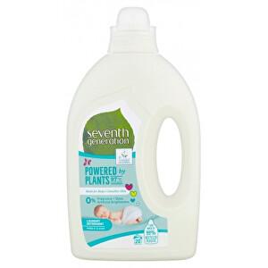 Seventh Generation Seventh Generation prací gel Free&Clear Baby 20 praní