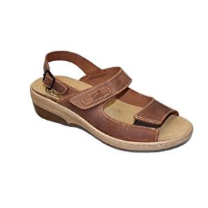 Zobrazit detail výrobku SANTÉ Zdravotní obuv dámská IB/3006 hnědá 40