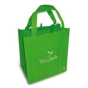 KPPS Nákupní taška ECO Style zelená