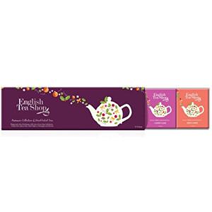 Zobrazit detail výrobku English Tea Shop Kolekce čajů fialová, 60 sáčků, 4 příchutě