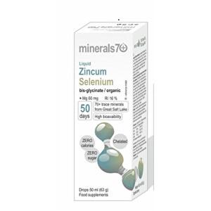 Zobrazit detail výrobku OVONEX s.r.o. Liquid Zincum/Selenium 50 ml