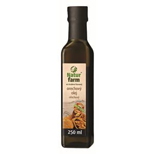 Zobrazit detail výrobku Natur farm Ořechový olej 0,25 l