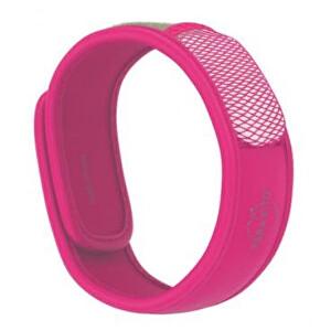 Zobrazit detail výrobku PARA`KITO Barevný náramek proti komárům PARA`KITO + 2 náplně Růžový