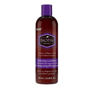 Zobrazit detail výrobku Hask Kondicionér pro husté vlasy-biotin,kolagen & káva 355 ml