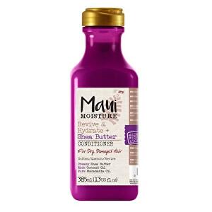 MAUI MAUI oživující kondicioner + Shea Butter pro zničené vlasy 385 ml