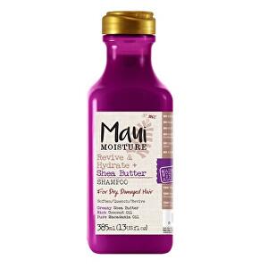 Zobrazit detail výrobku MAUI MAUI oživující šampon + Shea Butter pro zničené vlasy 385 ml