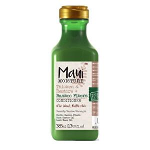 Zobrazit detail výrobku MAUI MAUI posilující kondicioner pro slabé vlasy + bambusové vlákno 385 ml