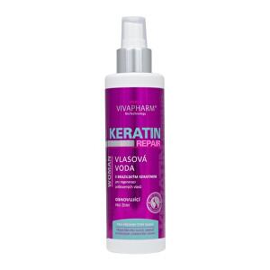 Vivapharm Keratínová vlasová voda obnovujúci pre ženy 200 ml