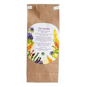 Zobrazit detail výrobku Bilegria Gastra, bylinná čajová směs na zažívání, s arónií 50 g
