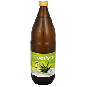Zobrazit detail výrobku Allnature Aloe vera - 100% Bio šťáva 1 l - SLEVA - POŠKOZENÁ ETIKETA