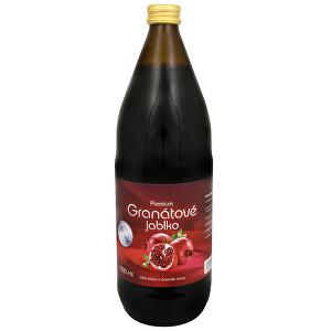 Allnature Granátové jablko Premium - 100% šťáva 1000 ml - SLEVA - poškozená etiketa